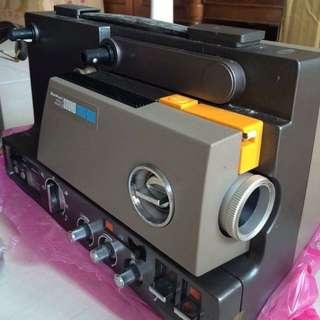 日本進口 SANKYO SOUND OMS 600 整套放映機 錄影機