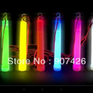 Light Stick RED,BLUE,YELLOW, GREEN