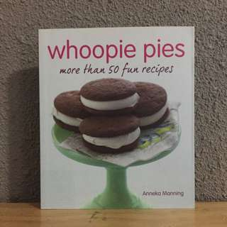 Whoopie Pies Recipe Book