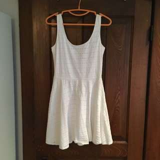 White Dress From Dynamite