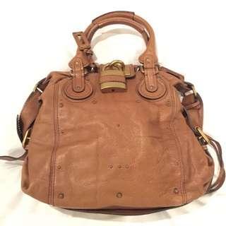 Chloe Paddington Messenger Bag