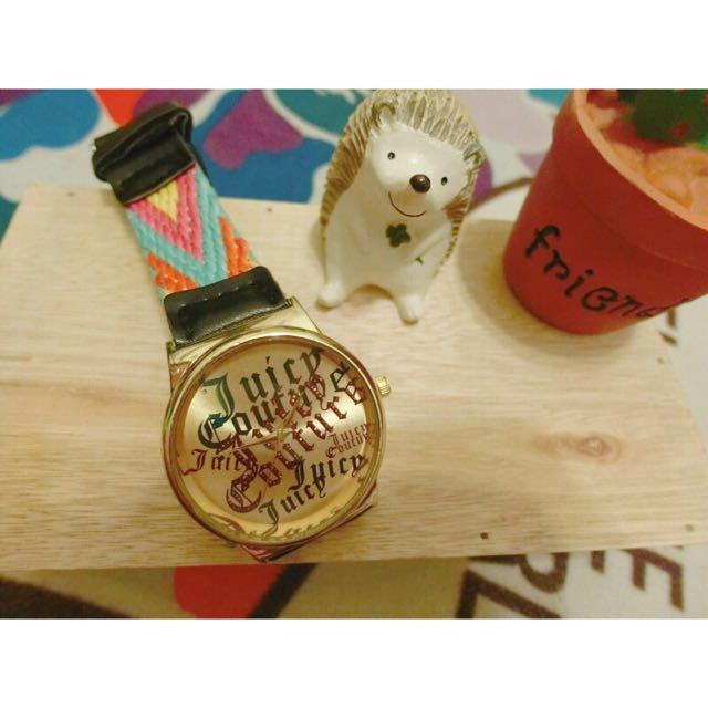 🍭現貨實拍🍭圖騰編織熱銷款女錶