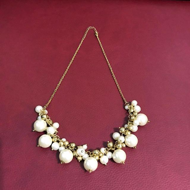 💍 全新珠珠串項鍊