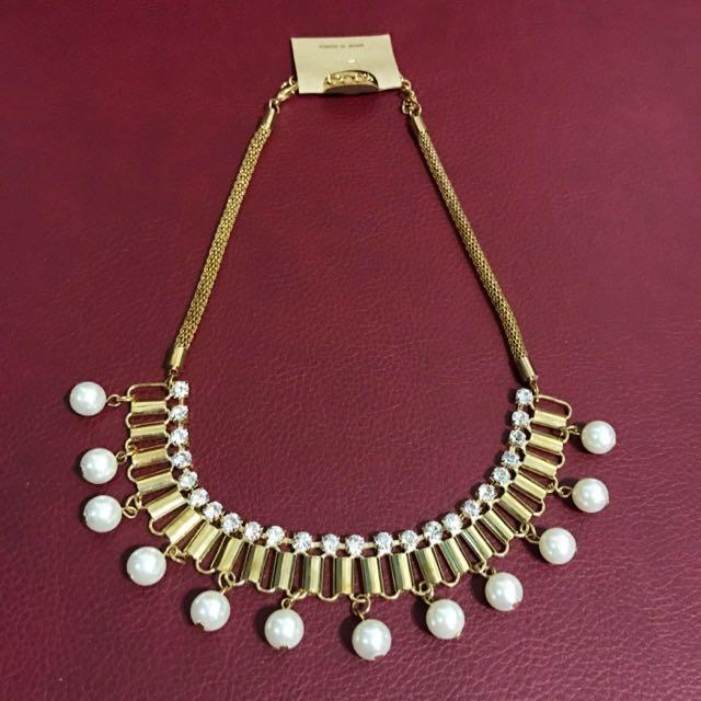 💍 全新珠珠項鍊