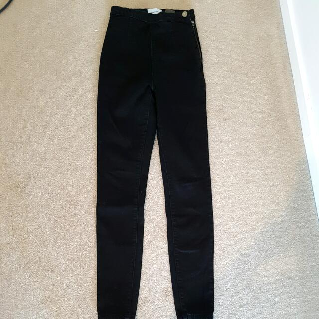 Abrand Skinny Jeans