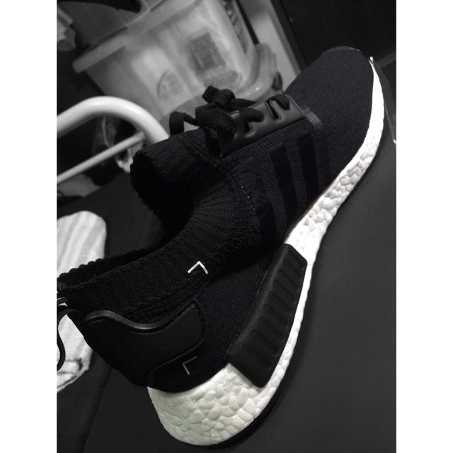 uk availability 49ac6 59834 Authentic Adidas NMD R1 primeknit Japan Boost