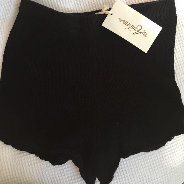 Arnhem Crochet Shorts