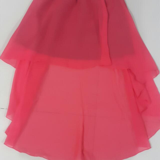 Asimetris Skirt
