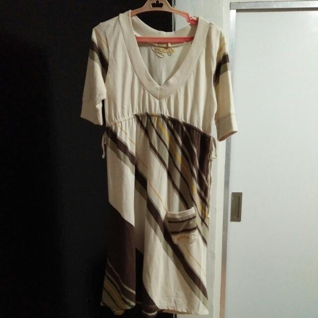 Billabong Cotton Dress M-L