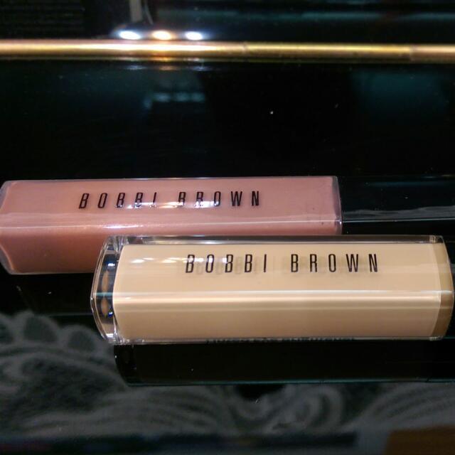 Bobbi Brown唇蜜、提拉飛揚筆
