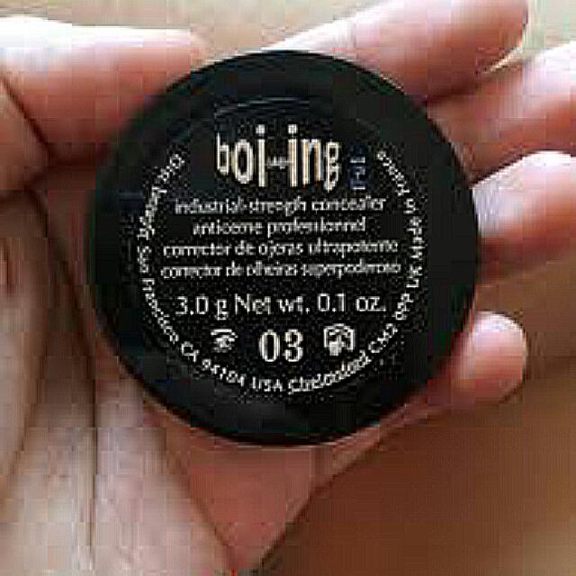 Repriced!! Boiing Benefit Concealer Shade 03