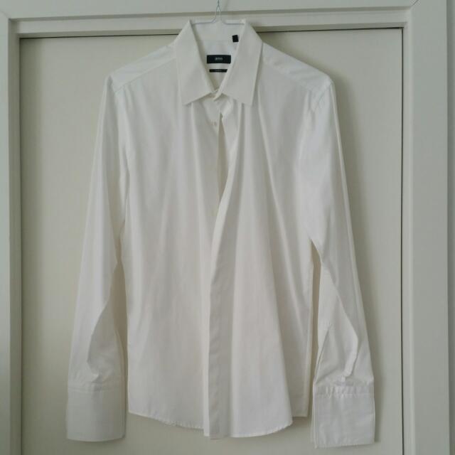 Boss Cuffling Shirt