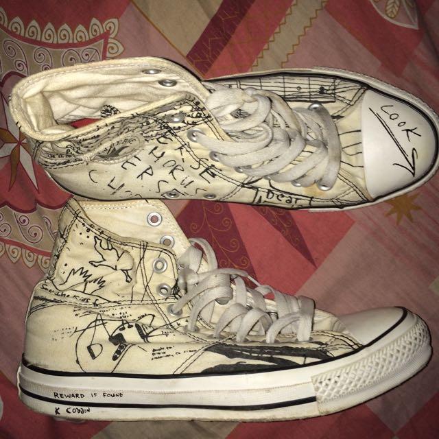 309b6f4803dc Converse X Kurt Cobain