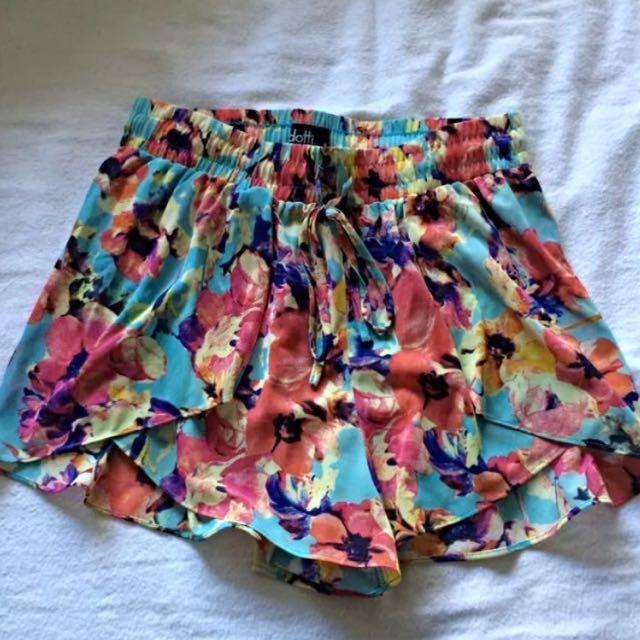 Dotti Shorts Size XS