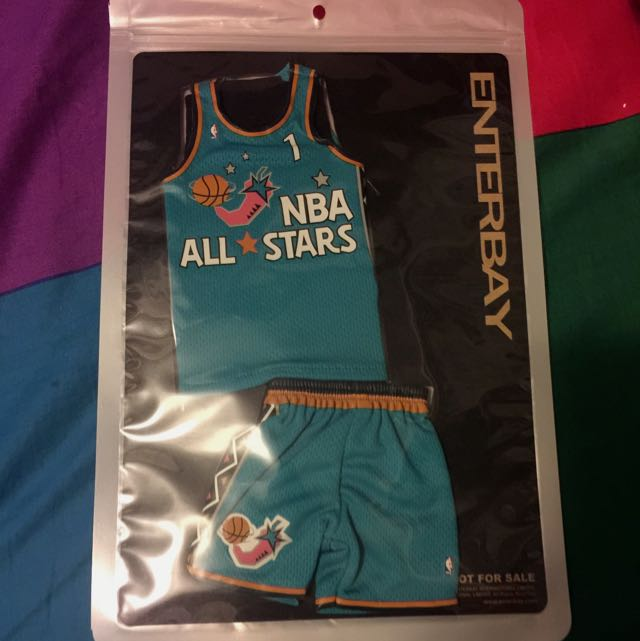 premium selection 417a5 6831a Enterbay 1996 All Star 1/6 Jersey Penny Hardaway 1 (減價 $400)