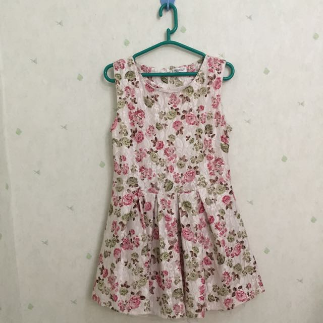 FLOWER DRESS CUTENEZZ
