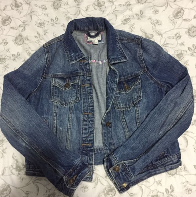 Forever21 Denim Jacket