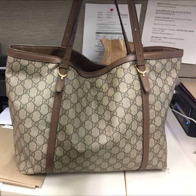 Gucci Tote PRICE DROP