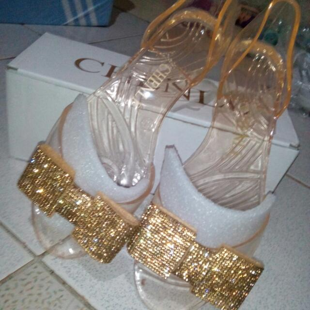 Jelly doll shoes Size9