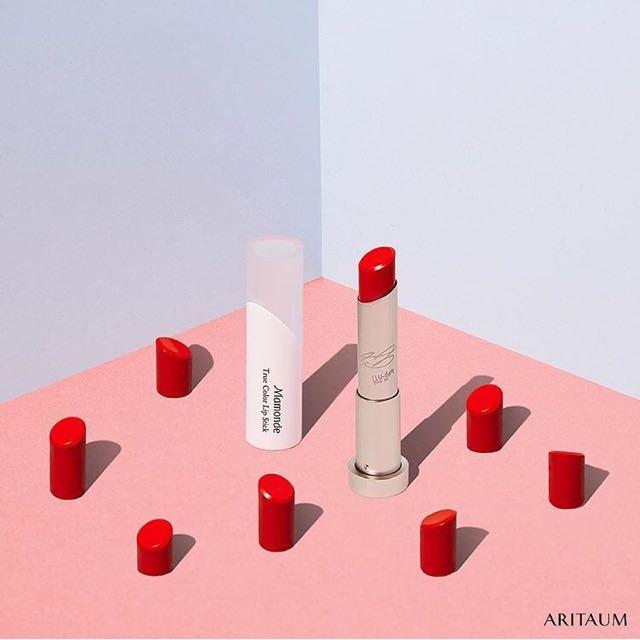 Mamonde True Color Lip Stick 真彩潤唇膏