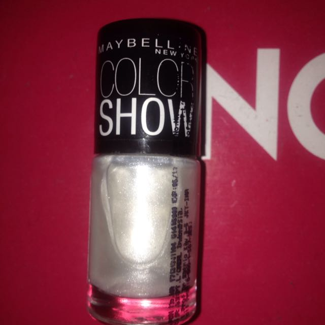 Maybelline CS Nail Polish