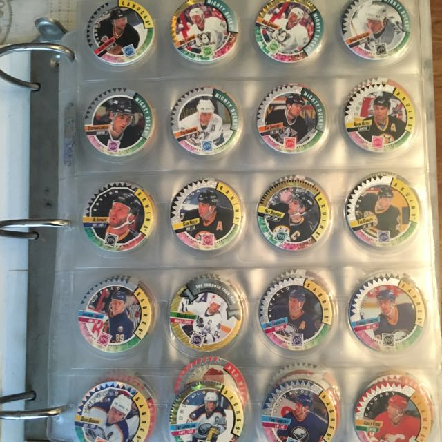 Milk Caps Pogs 642 Pc
