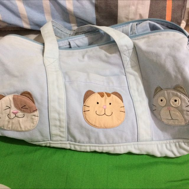 My Pre-loved Baby Travelling Bag