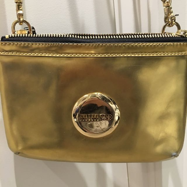 Preloved Mimco Secret Couch Bag