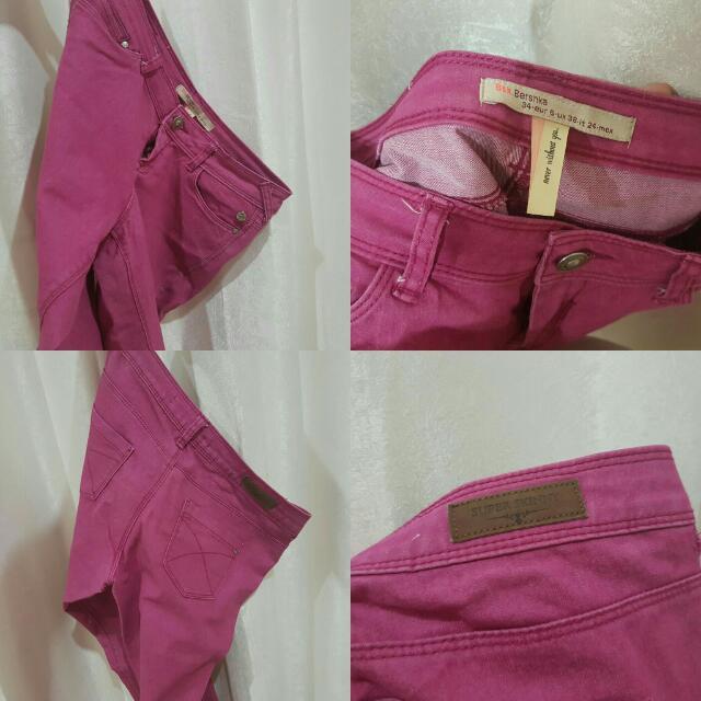 skinny jeans by Bershka