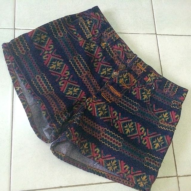 tribal hw hotpants