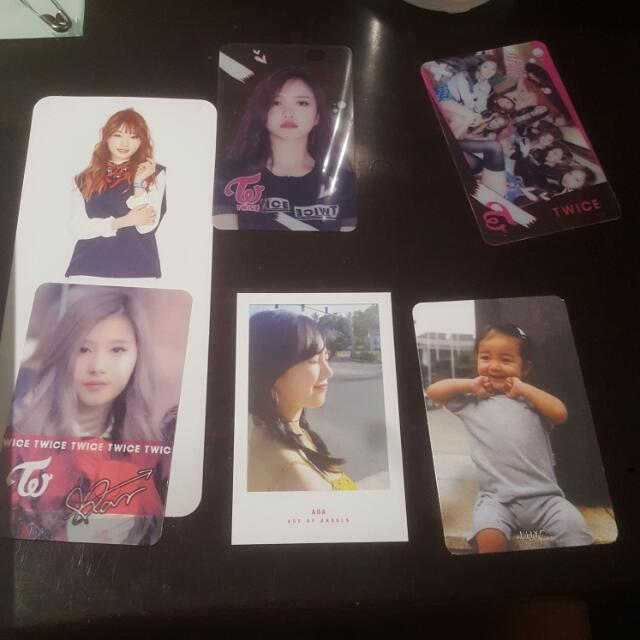 Various Photocards