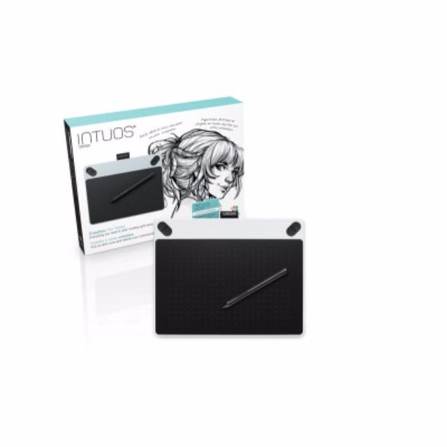 Wacom Intuos CTL-690 Pen & Touch Tablet Medium