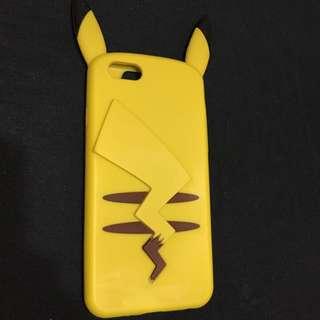 Pokemon 日本正版皮卡丘手機殼iphone6s