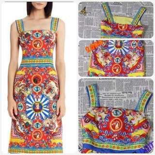 SALE! Dolce & Gabbana Ins Dress