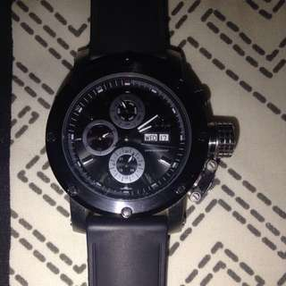 Authentic Men's Hugo Von Eyck Watch