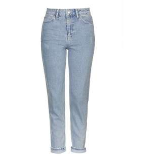 Authentic TOPSHOP Moto MOM Jeans (Preloved)
