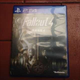 BD Kaset Fallout PS4