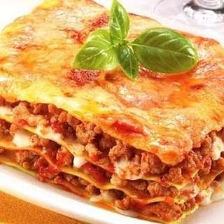 Barilla Emiliane Lasagne