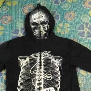 Skeleton Sweater Hoodie