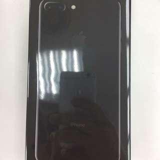 全新未拆iphone7 Plus 128G 耀石黑