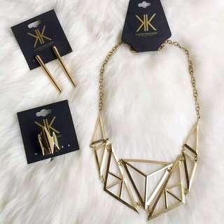 Kardashian Kollection Jewellery Set