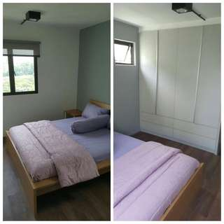 Renovated Rooms For Rent Near MRT!