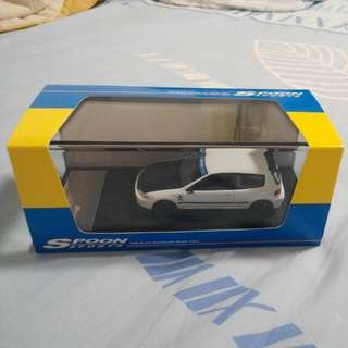 Honda Civic Spoon EG6 1:43