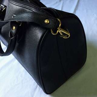 Black Speedy Bag