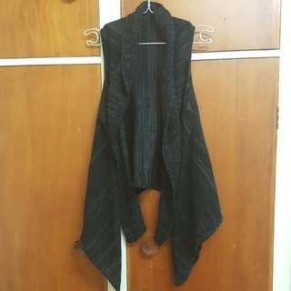 Jay Jays Knit Cardigan Vest Size M Fits Size 6 To 8