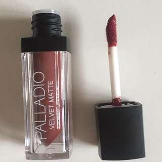 Palladio Beauty's Matte Velvet Lip Cream