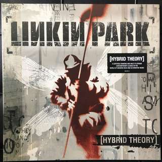 Linkin Park - Hybrid Theory. Vinyl Lp. New