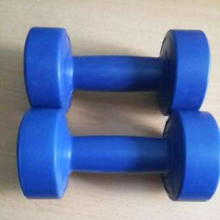 Small Dumbbells