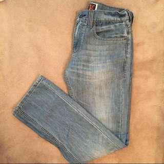 Levi's 511 Denim Skinny Jeans