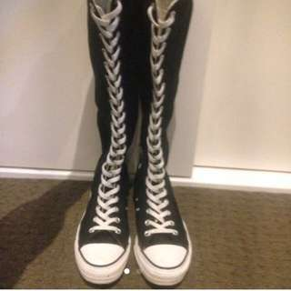 Converse Knee High Shoes(pending)
